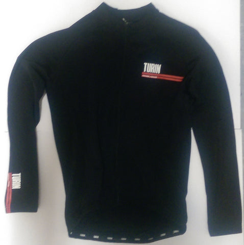 Turin Jersey Thermo LS Blk