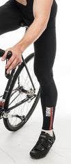 Turin Thermo Leg Warmer Blk