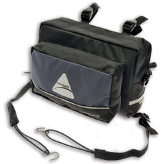 Axiom Atlas Handlebar Bag Blk