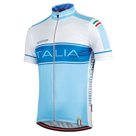 Bicycle Line Azzurra Men's SS Jersey