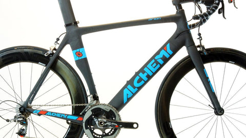 Alchemy Arion Frameset 56 Stock Geo