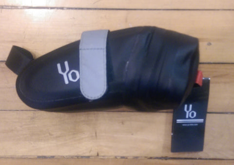Yo! Small Seat Bag Black