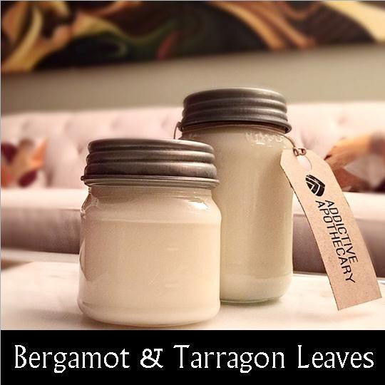 Bergamot & Tarragon Leaves