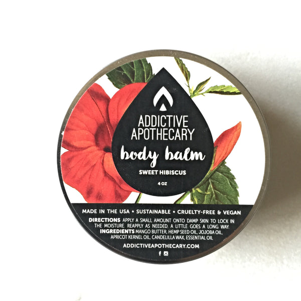 Sweet Hibiscus Body Balm