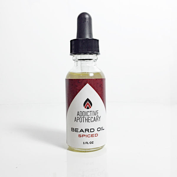 Spiced Beard Oil
