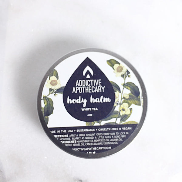 White Tea Body Balm