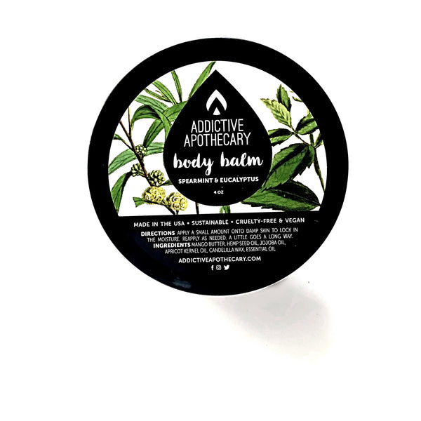 Eucalyptus & Spearmint Body Balm