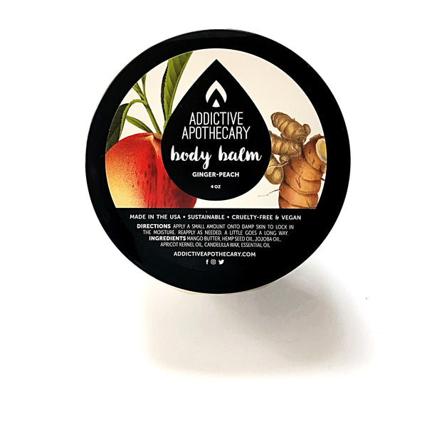 Ginger Peach Body Balm