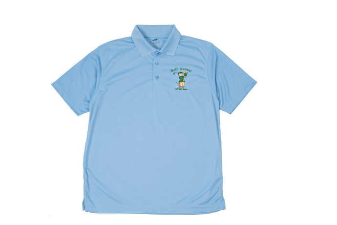Short Sleeve Polo - Golf Animal (Dog)