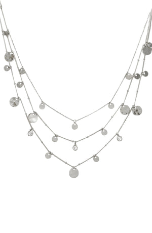 Playa Layers Crystal Necklace Set