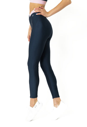 Leggings Navy/Pink
