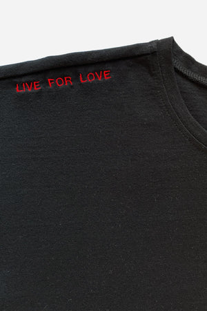 LIVE FOR LOVE, NOT LIKES TEE