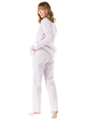 Pink Shirt + PJ Pant Set