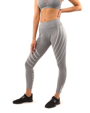 Disco Leggings  Grey