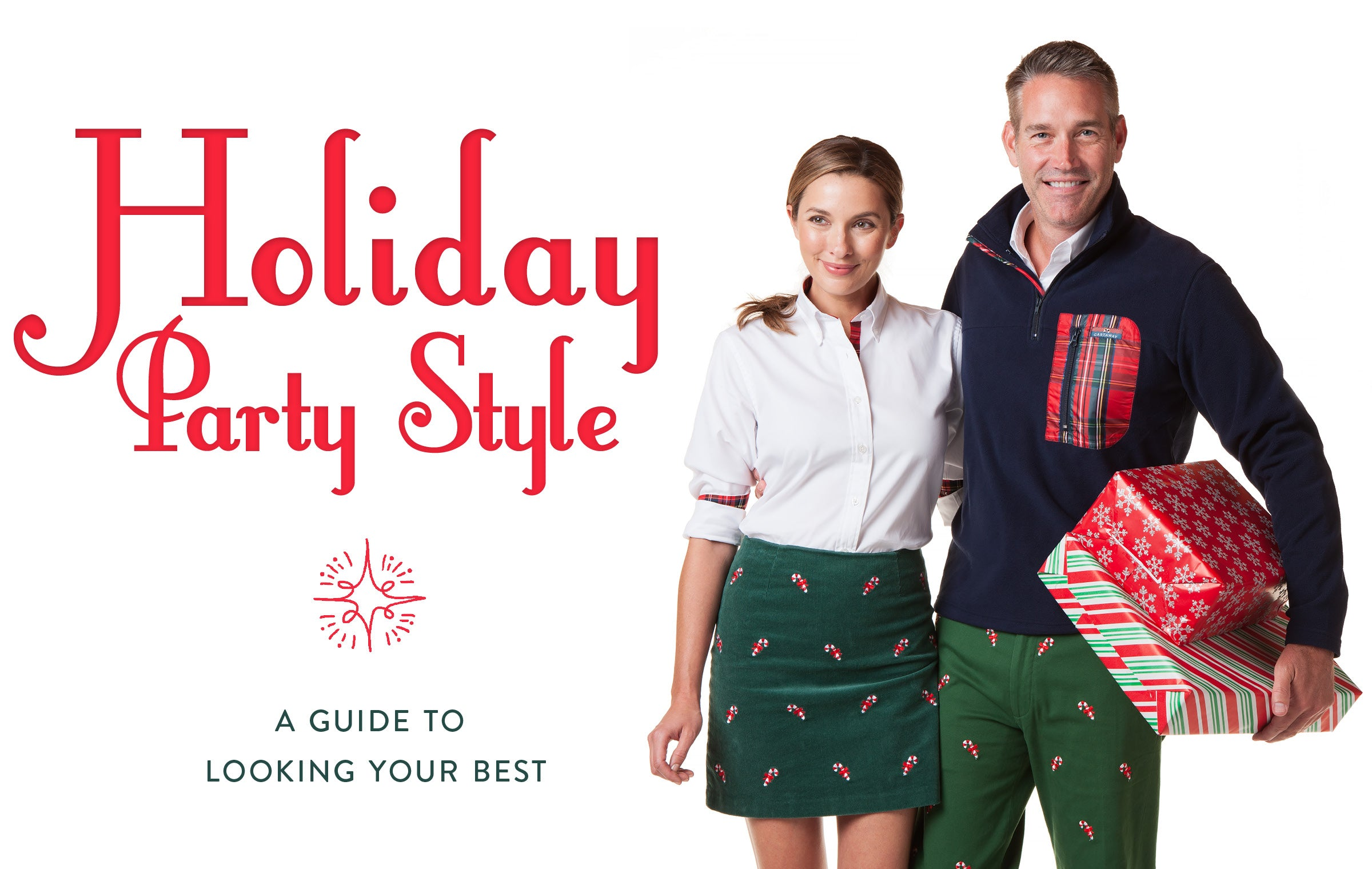 Holiday Party Style: A Guide to Looking Your Best