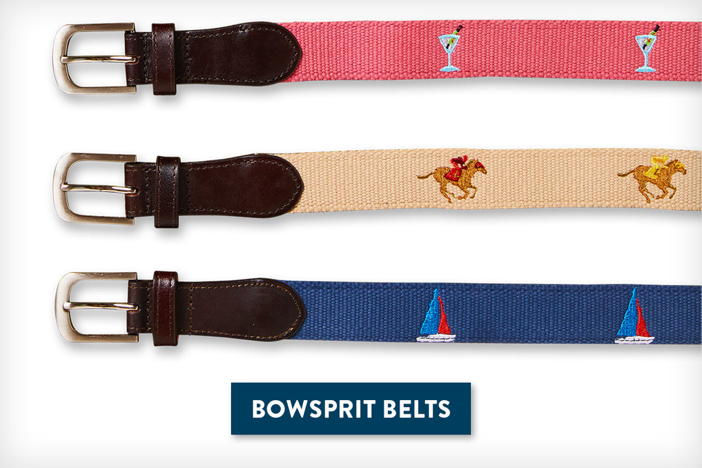 Bowsprit Belts