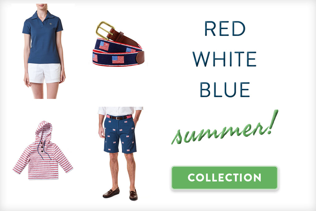 Red White Blue, Summer!