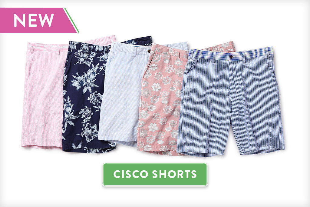 New Cisco Shorts