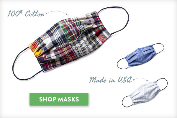 Masks, Cotton and Made in the USA