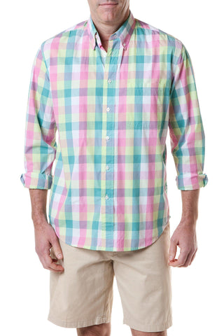 Chase Shirt Sanibel Colorblock