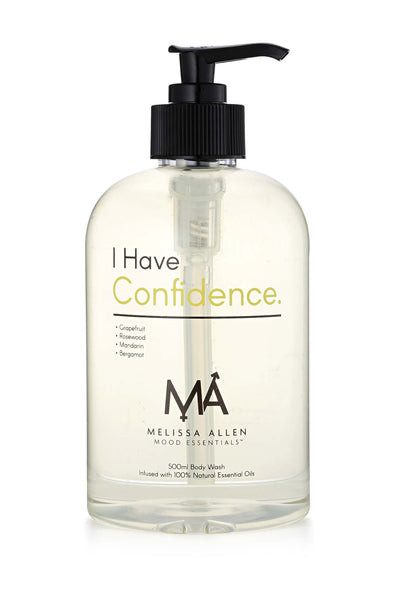 I Have Confidence Body Wash