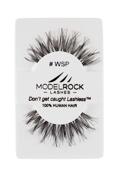 Model Rock Lashes Kit Ready Wsp