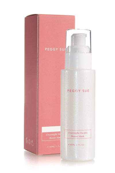 Peggy Sue Overnight Health Boost Mask
