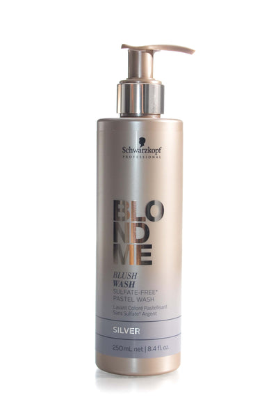 Product Image: SCH Blonde Me Wash Silver - 250ml