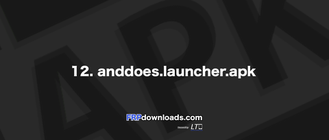 12. Anddoes.launcher.apk