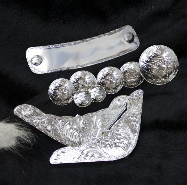 10 Piece Silver Trim Kit - 5650