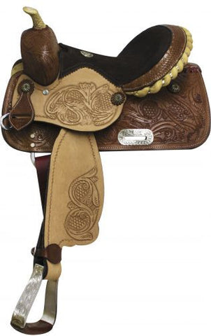 "12"" Double T Youth  Saddle - 905112"