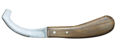 Bot Knife With Wooden Handle - 22106