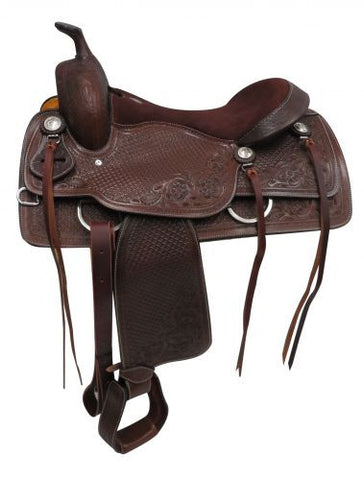 Circle S Pleasure Style Saddle - 672616