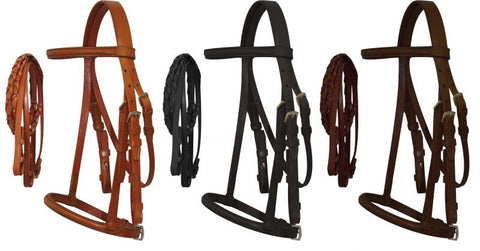 Cobb Size English Headstall - 5900C