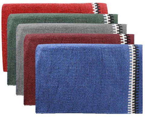 Economy 3 Kilo Saddle Blanket - #6124M