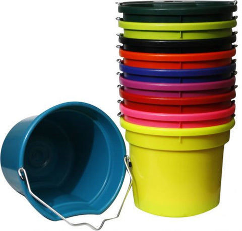 Flat Back Bucket With 20 Litre - 1026