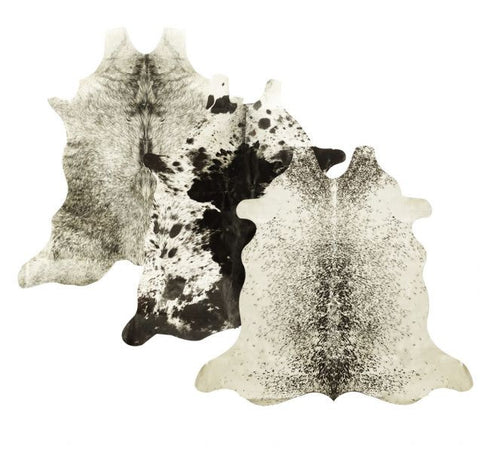 Full Salt & Pepper Eotic Argentina Cowhide - 5071