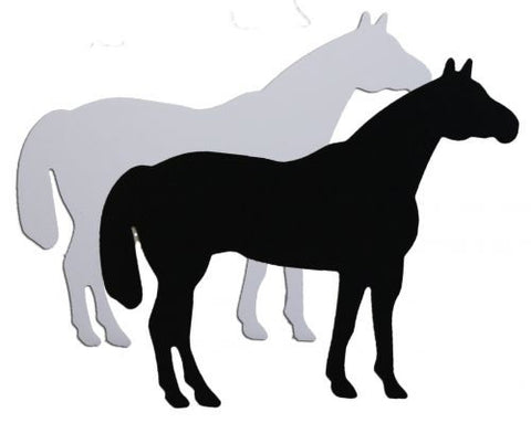 Large Standing Horse Magnet - 68020