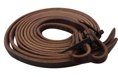 Oiled Harness Leather Reins - 7413