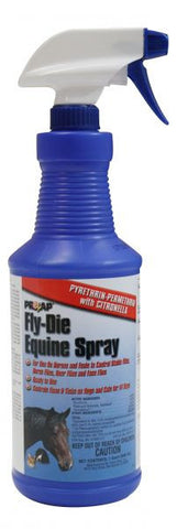 ProZap Fly- Die Equine Spray - 9510