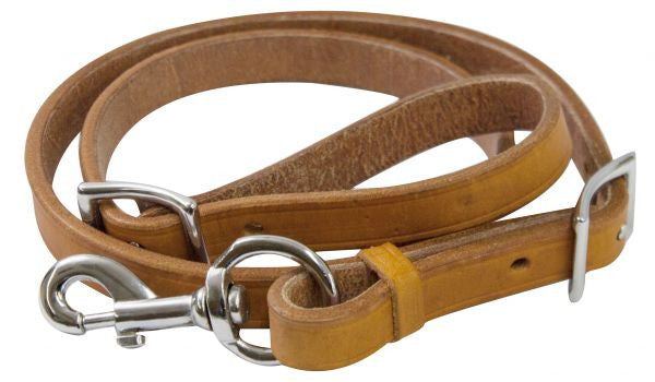 Showman Argentina Cow Leather Tie Down Strap - 19060