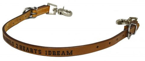 Showman Branded Wither Strap - 19195