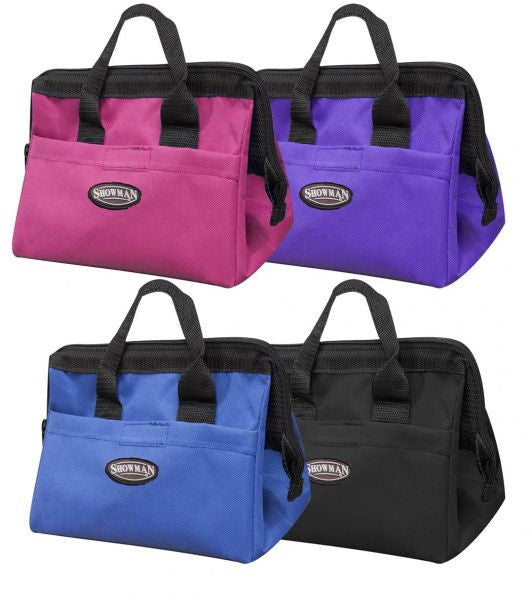 Showman Durable Nylon Mini Tote Bag - 69-0128
