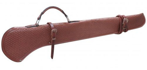 Showman Gun Scabbard With Copper Buckles - 176143