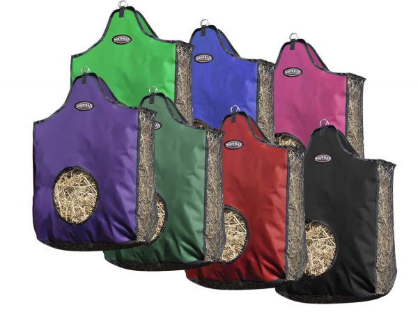 Showman Hay Bag With Mesh Sides - 69-2738-C
