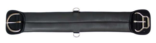Showman Neoprene Girth With Double Roller Buckle - 198245RLR