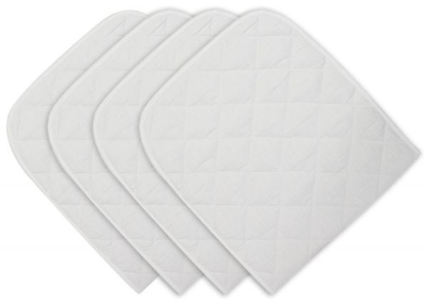 Showman Quilted Standing Wraps Set of 4 - 73-2858