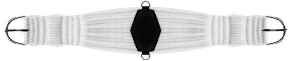Showman Roper Style Girth With Diamond In Center - 290027