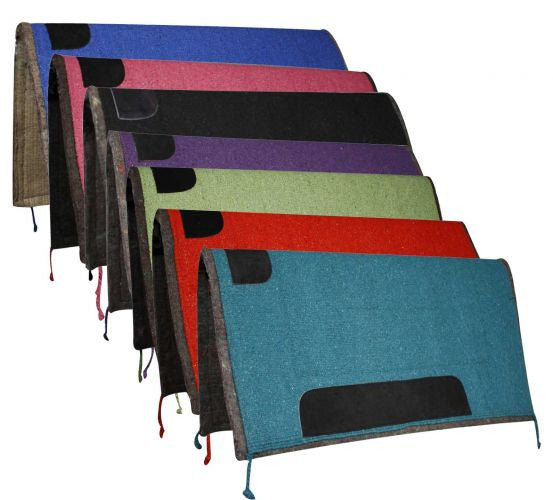 Showman Solid Colored Pad With Felt Bottom - 6141