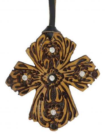 Showman Tooled Tie - 175797
